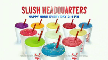 Sonic Drive-In TV Spot, 'Slush Headquarters' - Thumbnail 9