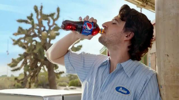 Pepsi Wild Cherry TV Spot, 'Explosively Cherry'