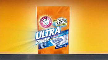 Arm and Hammer Crystal Burst Ultra Power TV Spot, 'Big Clean, Small Price'
