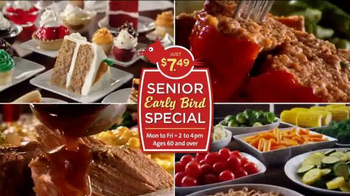 Golden corral senior citizen discount age
