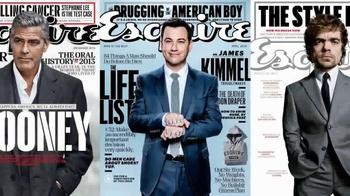 Esquire Magazine Digital Edition TV Spot, 'Go Beyond'