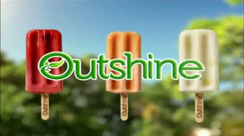 Outshine TV Spot, 'Juicy Refreshment'
