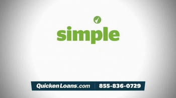Quicken Loans HARP TV Spot, 'Simple and Easy' - Thumbnail 4