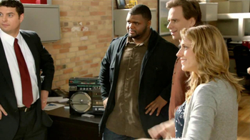 State Farm TV Spot, 'Raji Dance' Featuring B.J. Raji and Aaron Rodgers - 14 commercial airings