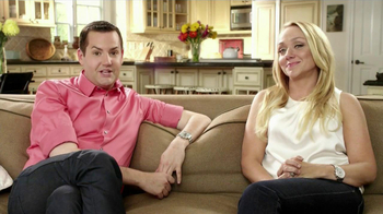 Jenny Craig TV Spot Featuring Ross Mathews and Nicole Sullivan