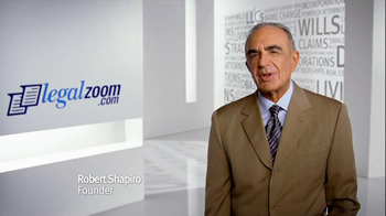 Legalzoom.com TV Commercial 'Law On Your Side' - iSpot.tv