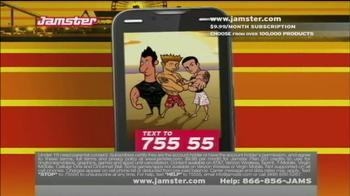 Jamster TV Spot for Jersey Shore Name