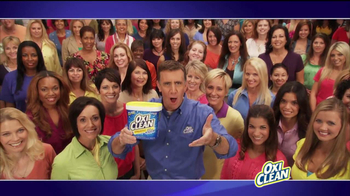OxiClean TV Spot 'Versatile Stain Remover'