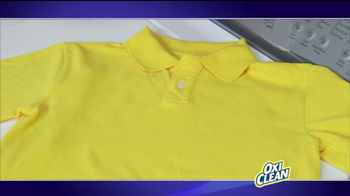 OxiClean TV Spot 'Versatile Stain Remover' - Thumbnail 6