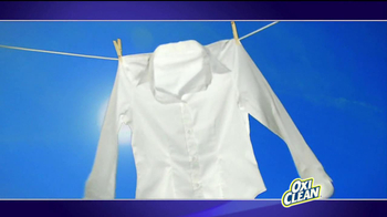 OxiClean TV Spot 'Versatile Stain Remover' - Thumbnail 7
