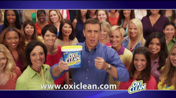 OxiClean TV Spot 'Versatile Stain Remover' - Thumbnail 9