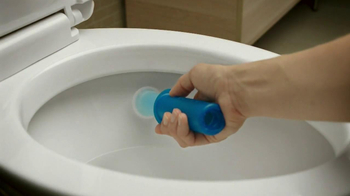 Scrubbing Bubbles Toilet Cleaning Gel TV Spot, 'Toilet Scrubber' - Thumbnail 6