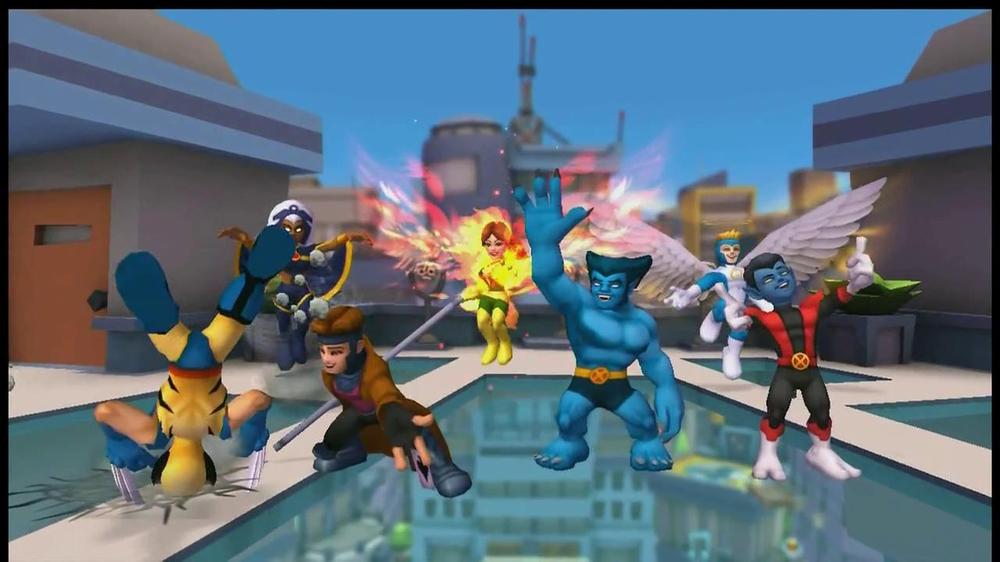 Cool superheroes games online