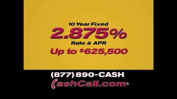 Cash Call TV Spot for The Do-Over Refi