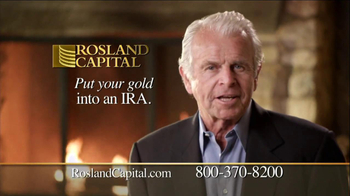 Rosland Capital TV Spot, 'Investments' Featuring William Devane