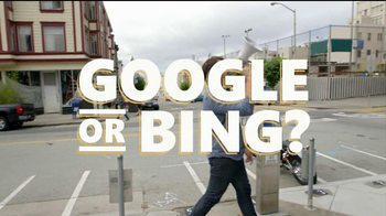 Bing TV Spot 'Bing it On Challenge'