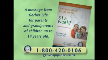 Gerber TV Spot For Grow-Up Plan - Thumbnail 2
