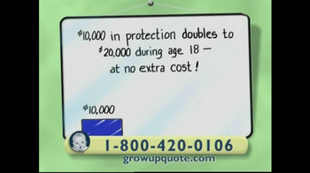 Gerber TV Spot For Grow-Up Plan - Thumbnail 6