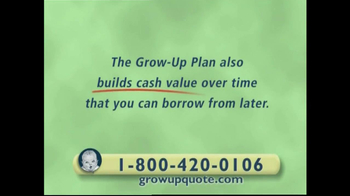 Gerber TV Spot For Grow-Up Plan - Thumbnail 9
