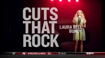 Super Cuts TV Spot, 'Cuts That Rock: Laura Bell Bundy' - 48 commercial airings