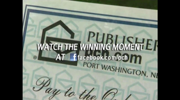 Publishers Clearinghouse TV Spot for Contest Winner John Wyllie - Thumbnail 6