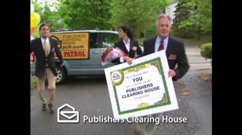 Publishers Clearinghouse TV Spot for Contest Winner John Wyllie - Thumbnail 2