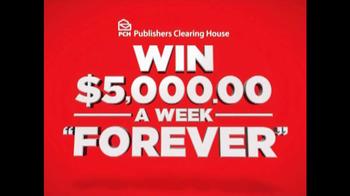 Publishers Clearing House TV Spot, 'Contest Winner John Wyllie' - Thumbnail 5