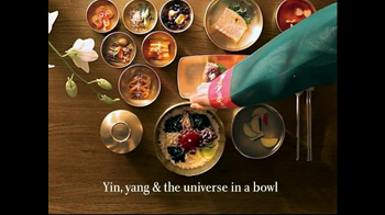 Korean Air TV Spot, 'Korean Food: Bibimbap'