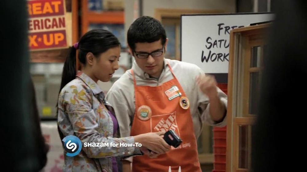 Voice Of Home Depot Paint Commercials