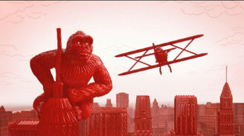 Twizzlers TV Ad, 'King Kong'