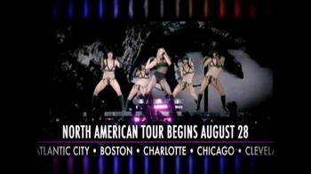 Madonna MDNA Tour TV Spot