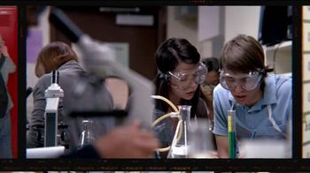 Exxon Mobil TV Spot, 'High School Science Struggler'