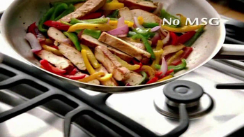 McCormick Fajita Mix TV Spot - Thumbnail 6