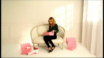 QVC Shoes TV Spot Featuring Nicole Richie  - Thumbnail 1