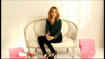 QVC Shoes TV Spot Featuring Nicole Richie