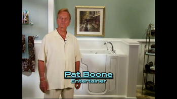 Safe Step TV Spot featuring Pat Boone - Thumbnail 1