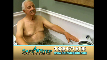 Safe Step TV Spot featuring Pat Boone - Thumbnail 3