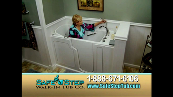 Safe Step TV Spot featuring Pat Boone - Thumbnail 4