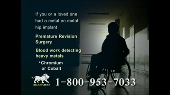 Relion Group TV Spot for Hip Implant