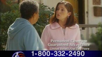 Colonial Penn TV Spot, 'Neighbors'