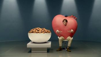 California Almonds TV Spot for Maintaining Healthy Cholesterol Levels