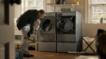 Kenmore Large Capacity Dryers TV Spot