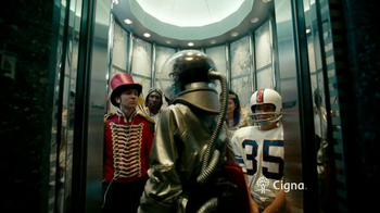 Cigna Go You TV Spot, 'Costumes'
