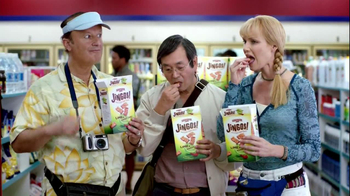 Pepperidge Farm Jingos! TV Spot, 'International Shoppers'