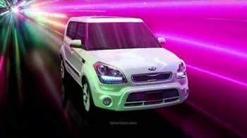 2013 Kia Soul Hamsters TV Spot, 'Bright Lights' - Thumbnail 3