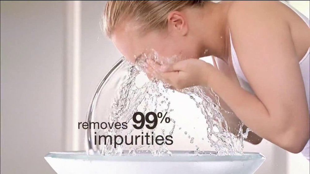 Neutrogena TV Commercial For Deep Clean Cleanser Featuring Hayden Panettiere