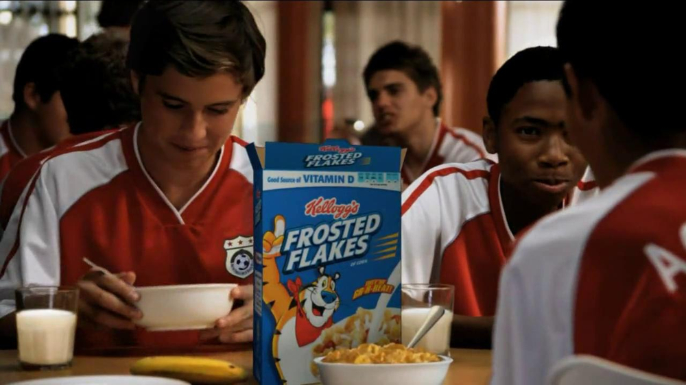 Frosted Flakes TV Commercial, 'Baseball' - iSpot.tv