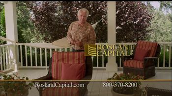 Rosland Capital TV Spot, '200-Year-Old Tree' - Thumbnail 4