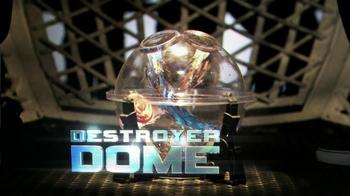 BeyBlade Destroyer Dome TV Spot