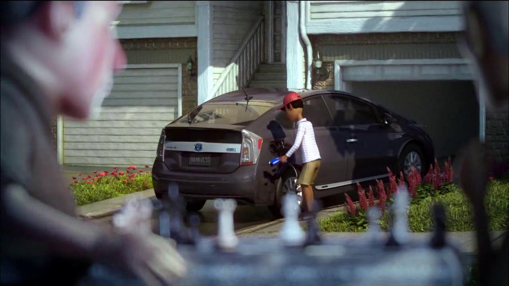 toyota tv commercial 39 prius for everyone hum 39. Black Bedroom Furniture Sets. Home Design Ideas